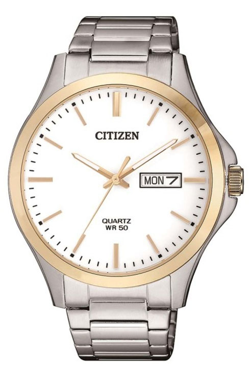 Citizen Mens Silver BF2006-86A Watch-BF2006-86A