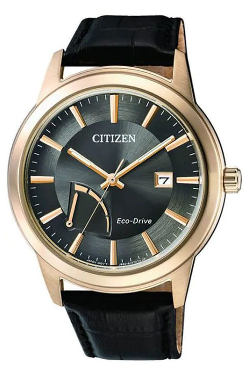 Citizen Eco-Drive Brown Dial Men's Watch AW7013-05H-AW7013-05H