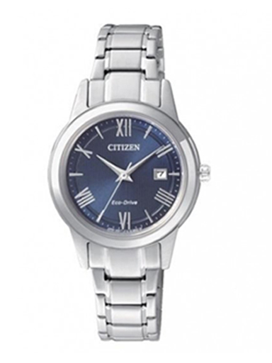 Citizen Eco-Drive Blue Dial FE1081-59L Women's Watch-FE1081-59L