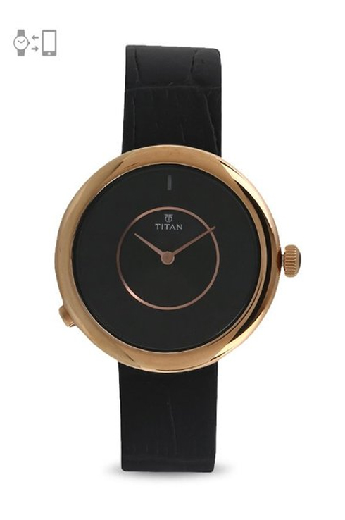 Titan 90060WL02 WE Smart Watch for Women-90060WL02