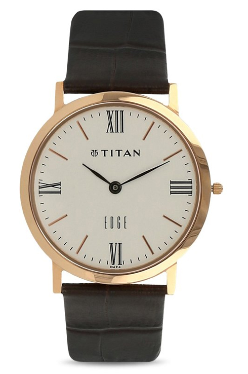 Titan NH679WL01A Edge Analog Watch for Men-NH679WL01A