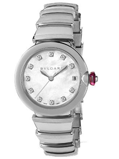 bvlgari lvcea 102199 women's watch-102199