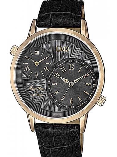 Q&Q QZ22J105Y Men's Watch-QZ22J105Y