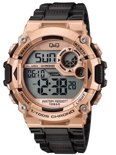 Q&Q M146J007Y Digital Watch For Men-M146J007Y