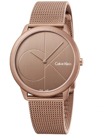 Calvin Klein Minimal K3M11TFK Watch For Women-K3M11TFK