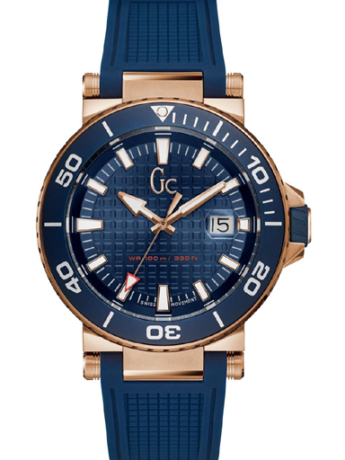 GC Y36004G7 Men's Divercode Watch-Y36004G7
