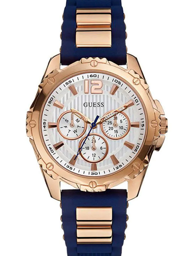 Guess Blue Print W0325L8 Watch For Women-W0325L8