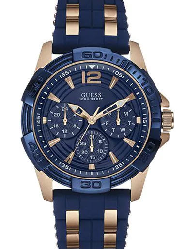 guess oasis w0366g4 watch for men-W0366G4
