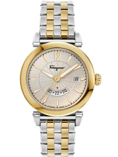 Salvatore Ferragamo F44060017 Men's Watch-F44060017
