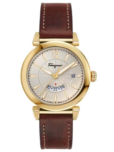 Salvatore Ferragamo F44020017 Men's Watch-F44020017