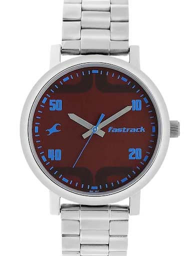 Fastrack 38052SM05 Men's Watch-38052SM05
