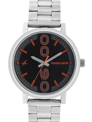 Fastrack 38052SM06 Men's Watch-38052SM06