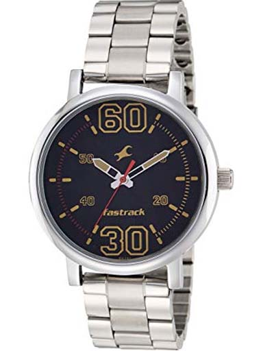 Fastrack 38052SM02 Men's Watch-38052SM02