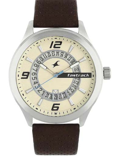 fastrack 38050sl01 men's watch-38050SL01
