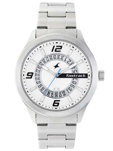 fastrack 38050sm01 men's watch-38050SM01