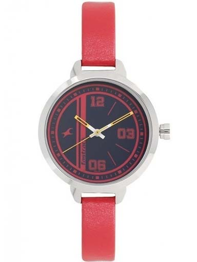 fastrack 6174sl02 women's watch-6174SL02