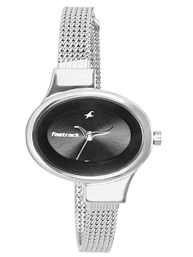 Fastrack NK6015SM02 Women's Watch-NK6015SM02