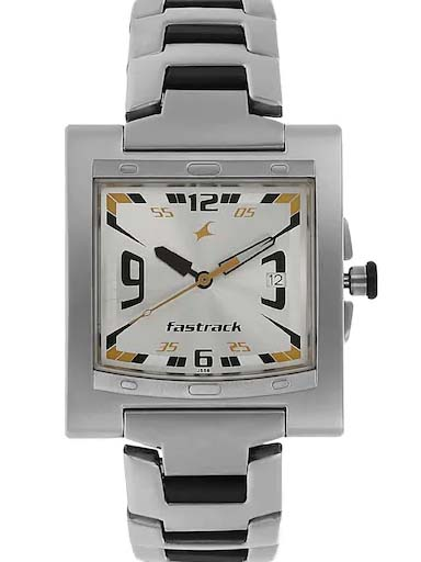 Fastrack NK1229SM04 Men's Watch-NK1229SM04