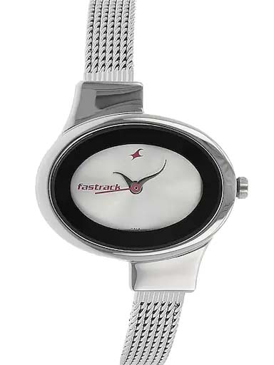Fastrack NK6015SM01 Women's Watch-NK6015SM01