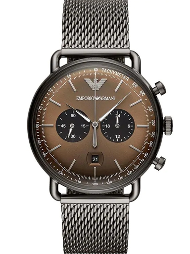 Emporio Armani Aviator AR11141 Watch for Men-AR11141I