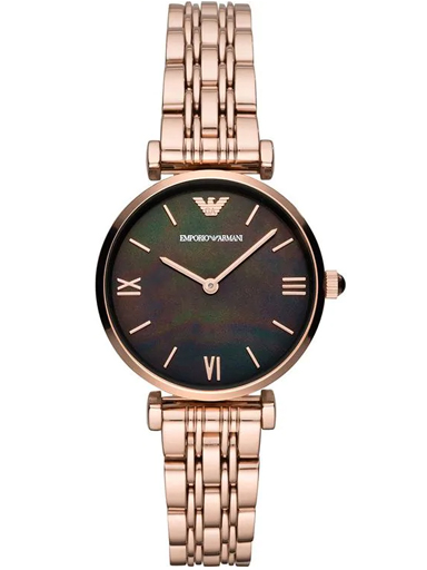 Emporio Armani Gianni T-Bar AR11145I Women's Watch-AR11145I