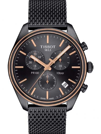 tissot t1014172306100 men's watch-T1014172306100
