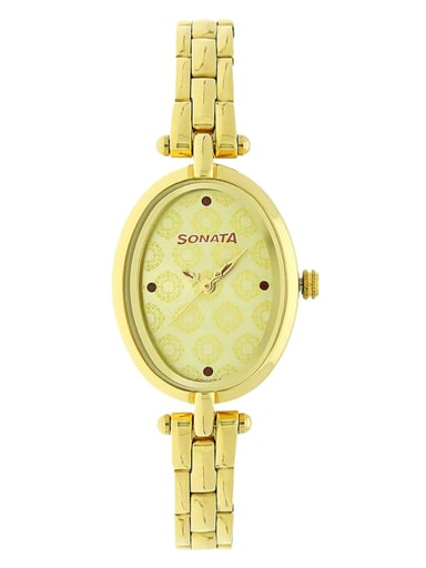 Sonata 8148YM01 Watch For Women-8148YM01