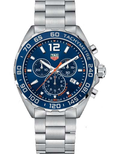 TAG Heuer Formula 1 Chronograph Blue Dial Men's Watch CAZ1014.BA0842-CAZ1014.BA0842