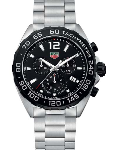 TAG Heuer Formula 1 Chronograph Black Dial Men's Watch CAZ1010.BA0842-CAZ1010.BA0842