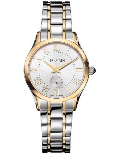 balmain classic r lady small second watch-B4712.39.22