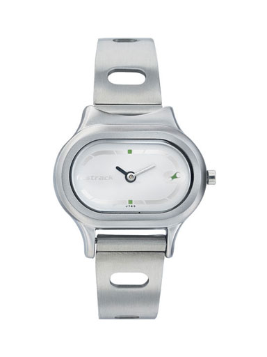 Fastrack Silver Watch-NE2394Sm01