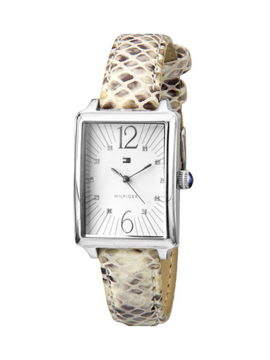 Tommy Hilfiger White Analog Quartz Women's Watch TH1780977/D-TH1780977/D