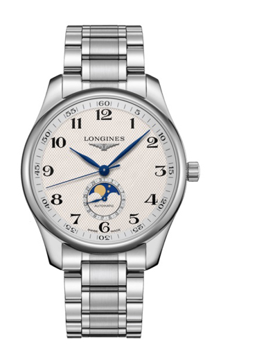 Longines Master Collection Automatic Watch For Men's-L29194786