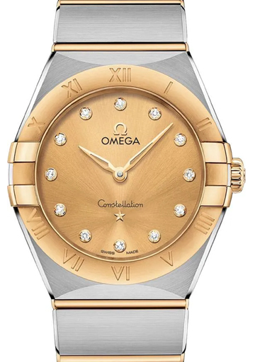 Omega Constellation Manhattan Women's Watch-O13120286058001