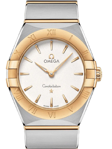 Omega Constellation Manhattan Quartz Watch-O13120286002002