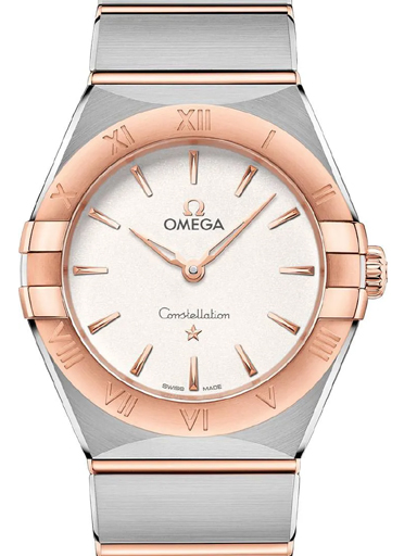 Omega Constellation Manhattan Quartz Analog Watch-O13120286002001
