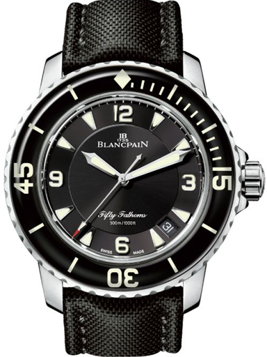 Blancpain Fifty Fathoms Automatic Men's Watch-N05015O011030N052A