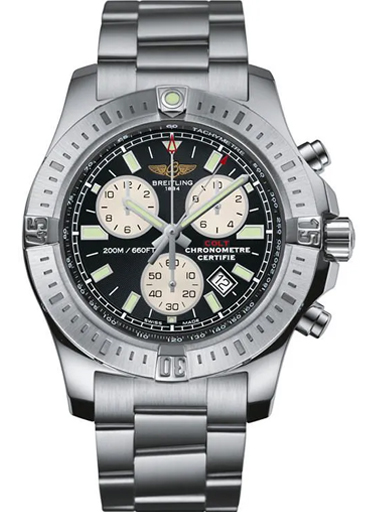 breitling colt chronograph quartz men's watch-A73388111B1A1