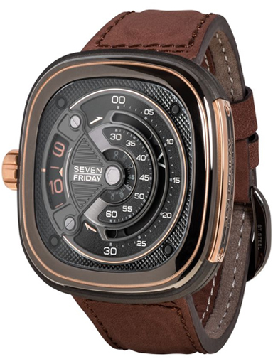 Sevenfriday M-Series Automatic Men's Watch-M2B/01