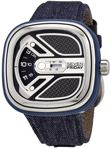 Sevenfriday Urban Explorer Automatic Men's Watch-M1B/01