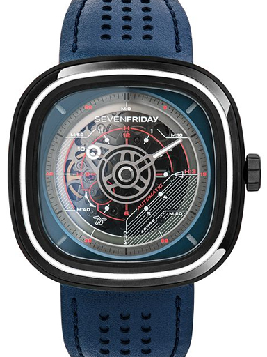 Sevenfriday T - Series Men's Automatic Watch-T3/01
