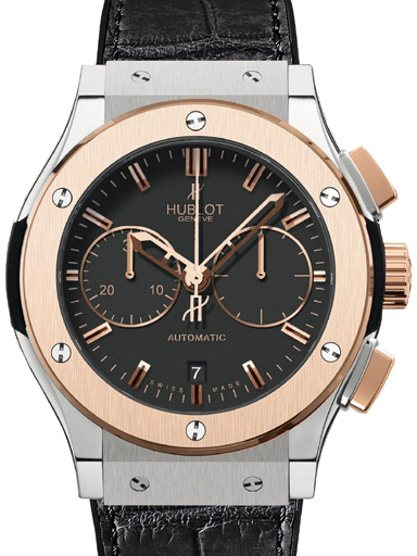 Hublot Classic Fusion Chronograph Date Watch-521.NO.1181.LR