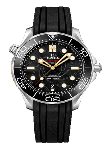 Omega SeaMaster Chronometer James Bond Limited Edition 42 MM-O21022422001004