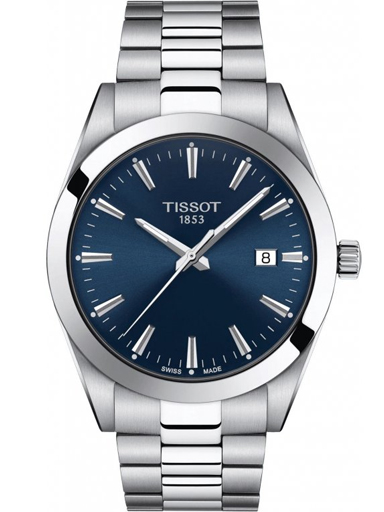 tissot  t-classic gentleman men's watch-T1274101104100