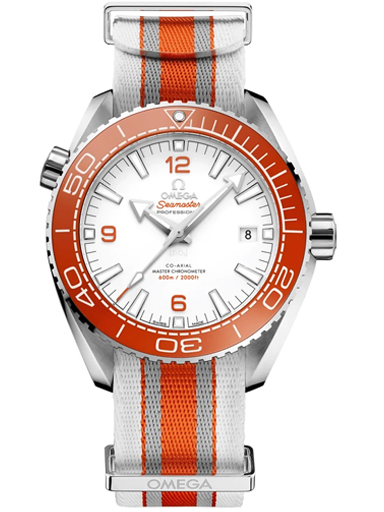 Omega Seamaster Planet Ocean 600M Master Chronometer 43.5 MM Men's Watch-O21532442104001