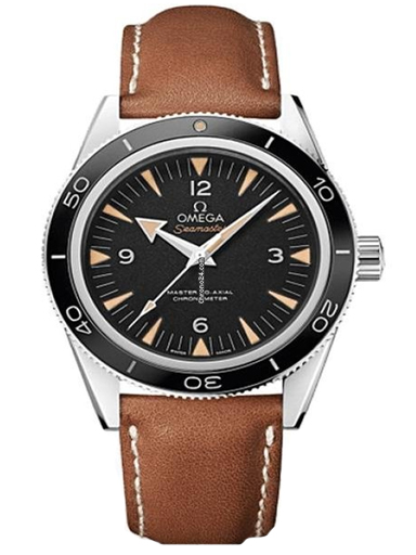 Omega Seamaster 300 Master Co-Axial 41 MM Men's Watch-O23332412101002