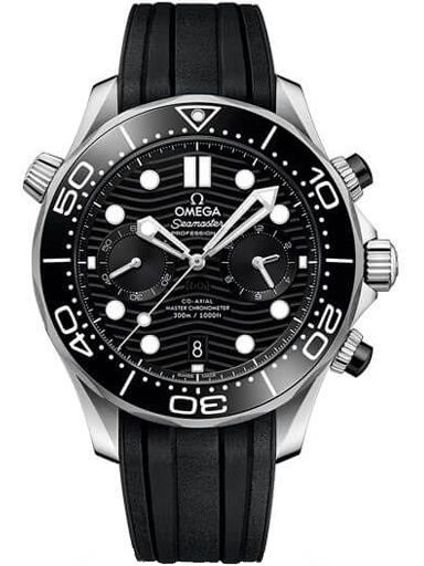 Omega Seamaster Driver 300M Co-Axial Master 44 MM Men's Watch-O21032445101001