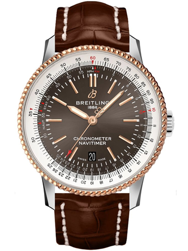 Breitling Navitimer Automatic Chronometer Anthracite Dial Men's Watch-U17326211M1P2