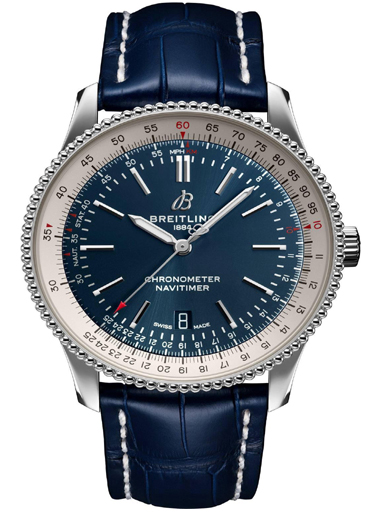 Breitling Automatic Blue Dial 41 mm Men's Watch-A17326211C1P4