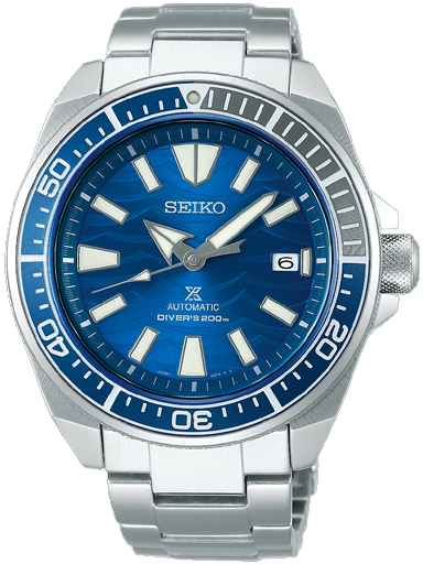 Seiko Automatic Blue Dial Men's Watch SRPD23K1-SRPD23K1